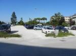 Negozio in vendita a Oderzo: l'ampio parcheggio