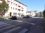 Negozio in vendita a Oderzo: il parcheggio frontestrada.