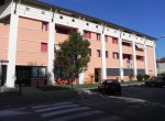 Negozio in vendita a Oderzo: la vista da via Roma
